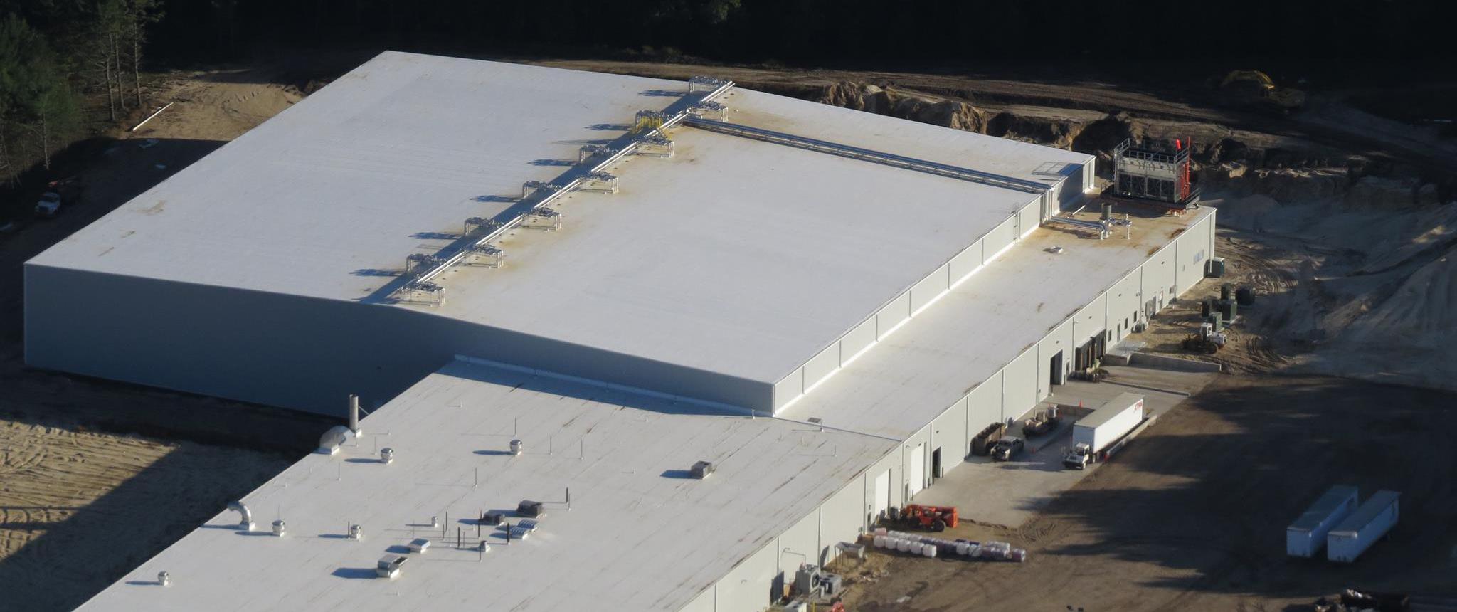 Warrens Cold Storage in Warrens, Wisconsin