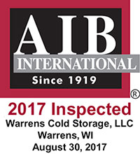 Warrens Cold Storage uses energy efficient motion-activated 100% recyclable LED lighting throughout their facility reducing our carbon footprint ...  sc 1 st  Warrens Cold Storage | Warrens Wisconsin & About Us | Warrens Cold Storage - Warrens Wisconsin